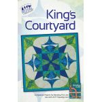 Kings Courtyard Pattern by Phillips Fiber Art Quilt Patterns - OzQuilts