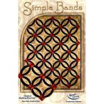 Simple Bands Pattern by Phillips Fiber Art Quilt Patterns - OzQuilts