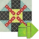 Matildas Own Alice's Cross Patchwork Template Set by Matilda's Own Quilt Blocks - OzQuilts