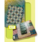 Grandma's Wedding Ring Fabric Kit
