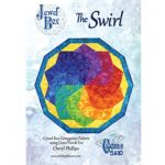 The Swirl Pattern by Phillips Fiber Art Quilt Patterns - OzQuilts