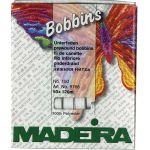 Polyester Prewound Bobbins 50ct White