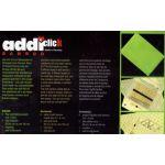 Addi Click Bamboo Knitting Needle Set