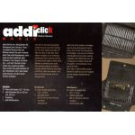 Addi Click Basic Set Knitting Needles