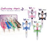 """Embroidery Angels Scissor,  Fine Point 4"""" (10cm) Long by  Scissors - OzQuilts"""