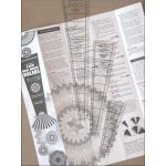 "9 Degree Circle Wedge Ruler Trio Pack - 9"", 14"" & 18"" by Marilyn Doheny Wedge Rulers - OzQuilts"