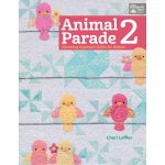 Animal Parade 2 - Charming Applique Quilts for Babies by  Applique - OzQuilts