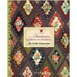 Les Fantaisies Quiltees et Brodees by Quiltmania Books