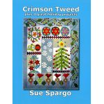 Crimson Tweed by Sue Spargo