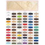 Wonderfil Master Quilter Thread Colour Chart by Wonderfil  Thread Colour Charts - OzQuilts