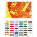 Wonderfil Frutti Thread Colour Chart by Wonderfil  Thread Colour Charts - OzQuilts