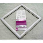"Birch Snap Quilting & Embroidery Frame 11"" Square (27.9cm) by Birch Hoops & Frames - OzQuilts"