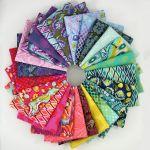 Eden fat quarter bundle by Tula Pink