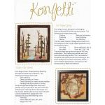 Wonderfil Konfetti Thread Colour Chart by Wonderfil  Thread Colour Charts - OzQuilts