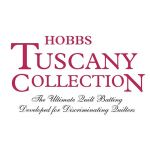 """Hobbs Tuscany Unbleached Cotton Batting, King Size, 120"""" x 120"""" by Hobbs Batting Pre-Cut Batts - OzQuilts"""