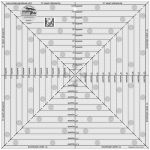 "Creative Grids 12.5"" Square It Up Or Fussy Cut by Creative Grids Square It Up Rulers - OzQuilts"
