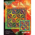 Dancing Batiks Pattern & Foundation Papers by Quiltworx Judy Niemeyer Quiltworx - OzQuilts