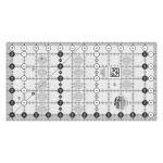 "Creative Grids Ruler 6.5"" x 12.5"" by Creative Grids Rectangle Rulers - OzQuilts"