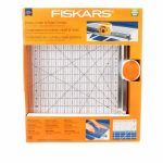 "Fiskars Rotary Cutter and Ruler Combo 12"" Square by Fiskars"