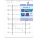 "June Tailor Shape Cut Plus Slotted 12""x 18"" Ruler"
