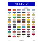 YLI Silk 100 Thread<br>Jeanne Sullivans Butterflies Birds and Lollipops Collection by YLI Thread YLI Silk Thread  - OzQuilts