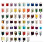 YLI Silk 100 Thread<br>201 Lipstick Red by YLI Thread YLI Silk Thread  - OzQuilts