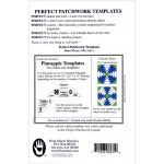 "Marti Michell 1.25"" Pineapple Template Set by Marti Michell Quilt Blocks - OzQuilts"