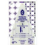 Marti Michell Long Skinny Sashing Star Template Set by Marti Michell Quilt Blocks - OzQuilts