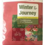Matilda's Own Winter Journey Patchwork Template Set by Meredithe Clark Quilt Blocks - OzQuilts