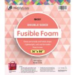 "Matilda's Own Double Sided Fusible Foam, 36"" x 58"" by Matilda's Own Pre-Cut Batts - OzQuilts"