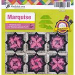 Matildas Own Marquise Patchwork Template Set