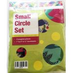 Matilda's Own Small Circles Patchwork Template Set