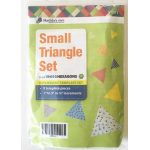 Matilda's Own Small 60 Degree Triangle Patchwork Template Set