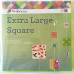 Matilda's Own Extra Large  Squares Patchwork Template Set by Matilda's Own Geometric Shapes - OzQuilts