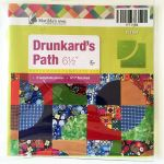 "Matilda's Own Drunkards Path 6.5"" Patchwork Template Set by Matilda's Own Quilt Blocks - OzQuilts"