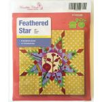 Matilda's Own Feathered Star Patchwork Template Set by  Quilt Blocks - OzQuilts