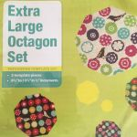Matilda's Own Extra Large Octagon Patchwork Template Set