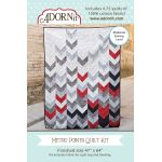 Metro Points Quilt Kit by  Quilts Kits - OzQuilts