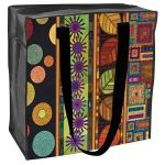 Skinny Quilts Eco Tote Bag by C&T Publishing Organisers - OzQuilts