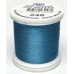 YLI Silk 100 Thread<br>246 Aquamarine by YLI Thread YLI Silk Thread  - OzQuilts