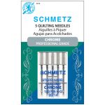 Schmetz Chrome Quilting Schmetz Needles Size 90/14 by Schmetz Sewing Machines Needles - OzQuilts