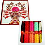Aurifil Moonshine Strawberry Collection By Tula Pink