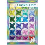 Gradient Glow Pattern by Phillips Fiber Art Quilt Patterns - OzQuilts