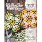 Wedding Star Table Topper Pattern & Foundation Paper