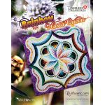 Rainbow Hosta Queen Size Pattern & Foundation Papers
