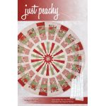 Just Peachy 12 Page Booklet with Insert and Mini Wedge by Phillips Fiber Art