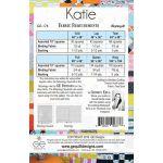 Katie Quilt Pattern