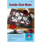 Inside Out Mats Pattern by PoorHouse Quilt Designs Table Toppers & Runners - OzQuilts