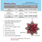 Holiday Stars Pattern by PoorHouse Quilt Designs Christmas - OzQuilts