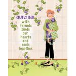 Quilting with Friends Microfiber Cleaning Cloth by  Cleaning Cloths - OzQuilts